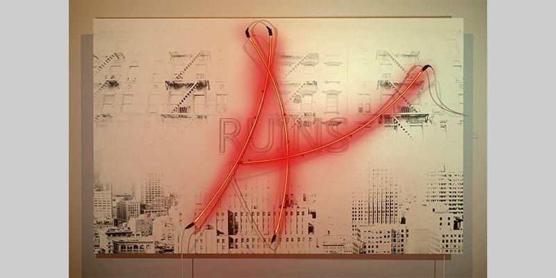 RUINAS. YENY CASANUEVA Y ALEJANDRO GONZALEZ. PROYECTO PROCESUAL ART