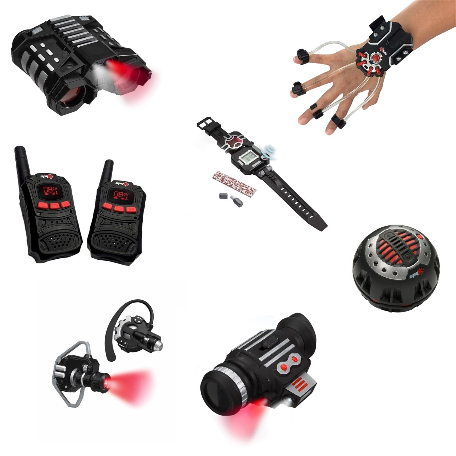 SpyX Spy Gear | Cool Spy Gadgets