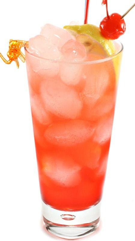 Long Beach Iced Tea Cocktail Recipe Iced Tea Cocktails