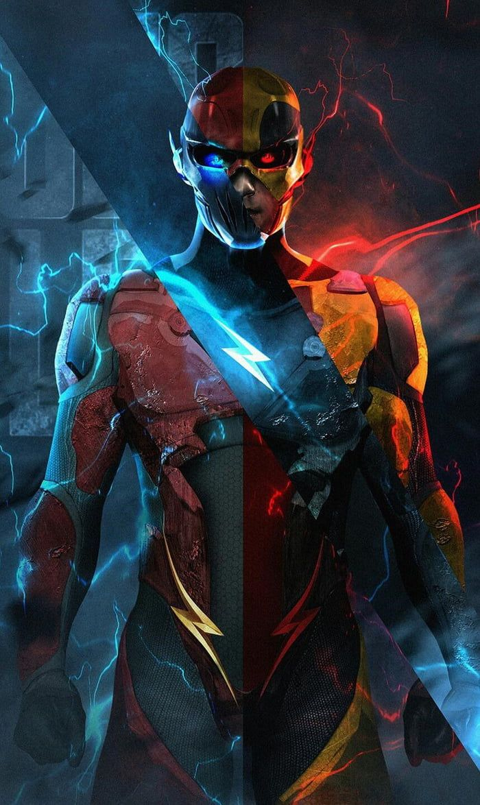 This is my wallpaper, The Flash(es) Flash characters