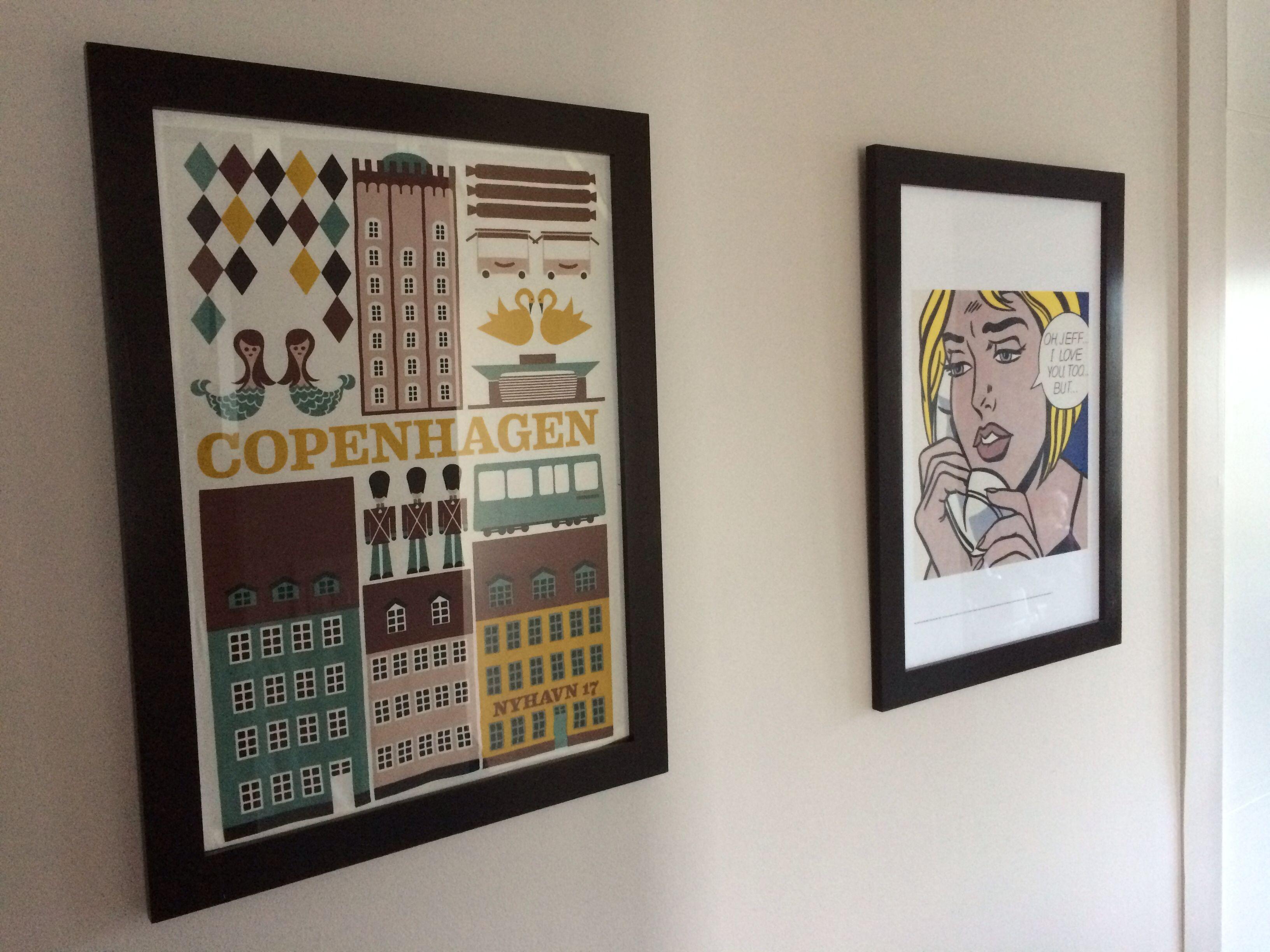Kinderkamer Van Tate : Copenhagen ferm living tate london lichtenstein ikea frames
