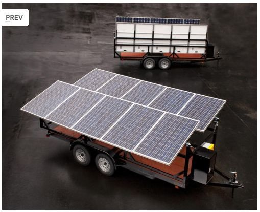Hungrybirds Solar Solar Panels Portable Solar Power