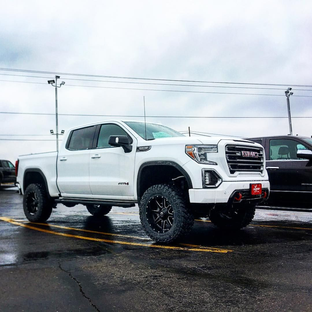 2019 Gmc Sierra Equipped With A Fabtech 6 System And Dirt Logic