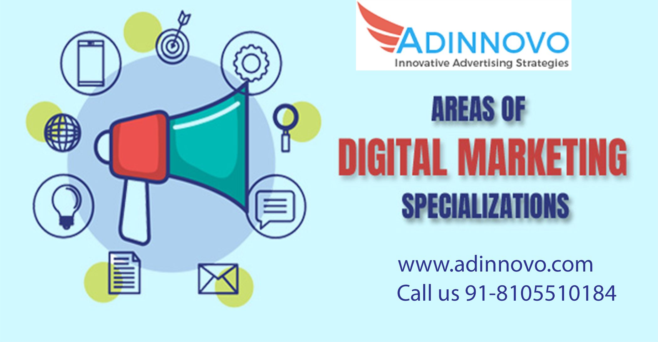 Adinnovo is innovative and the best branded Digital