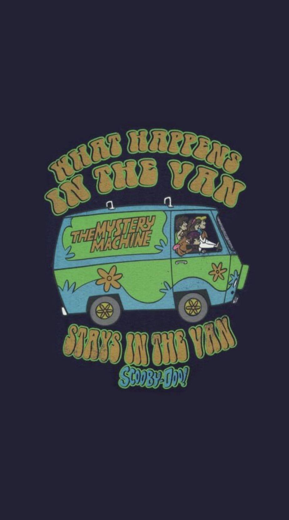 Hippy Font Scooby Doo Wallpaper In 2020 Hippie Font Scooby Doo Illustration Design