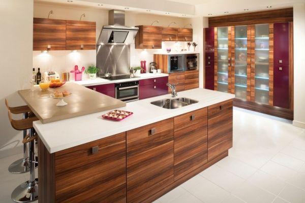 Designer Küchen Für Kleine Räume U2013 Komfort Für Alle Familienmitglieder  #designer #familienmitglieder #kleine