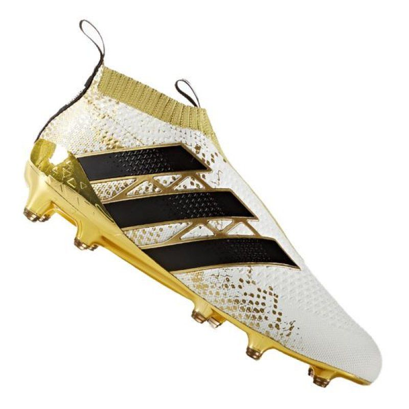 adidas ACE 16+ Purecontrol FG Mens Boots Firm Ground