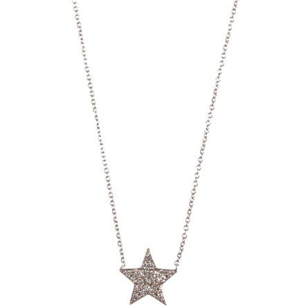 Jennifer meyer white gold diamond star pendant necklace at barneys jennifer meyer white gold diamond star pendant necklace at barneys aloadofball Images