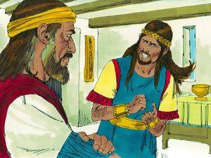 Absalom Leads A Rebellion Against King David Ii Samuel 15 1 18 33 Slide 1 King David David Warrior King