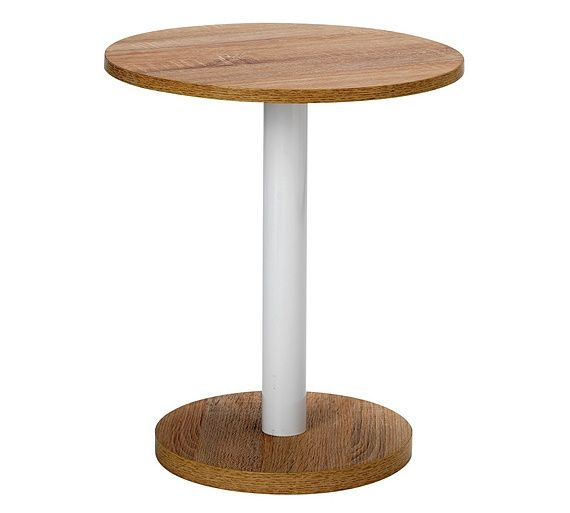 Buy HOME Small Lamp Side Table   Oak At Argos.co.uk, Visit