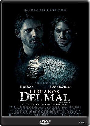 Libranos Del Mal 2014 Dvdrip Español Latino Peliculas Peliculas De Terror Libranos Del Mal Pelicula