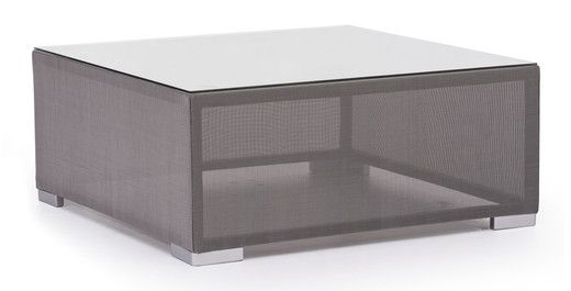 Zuo Modern 703083   Clear Water Bay Table  in Gray