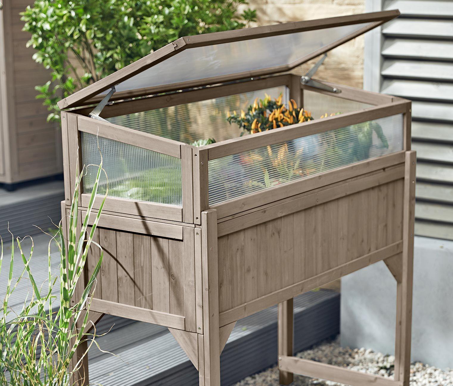 Hochbeet Online Bestellen Bei Tchibo 336662 Hochbeet Garten Hochbeet Landschaftsbau