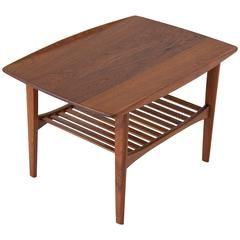 John Stuart Side Table by Edvard and Tove Kindt-Larsen