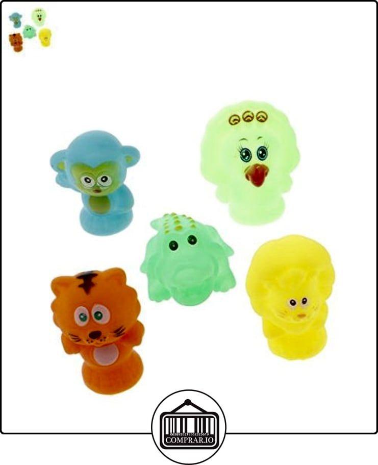5 Piezas Juegos del Baño Goma Chirriante de los Mini Animales Coloridos Bebés  ✿ Seguridad para tu bebé - (Protege a tus hijos) ✿ ▬► Ver oferta: http://comprar.io/goto/B01MQDEY81
