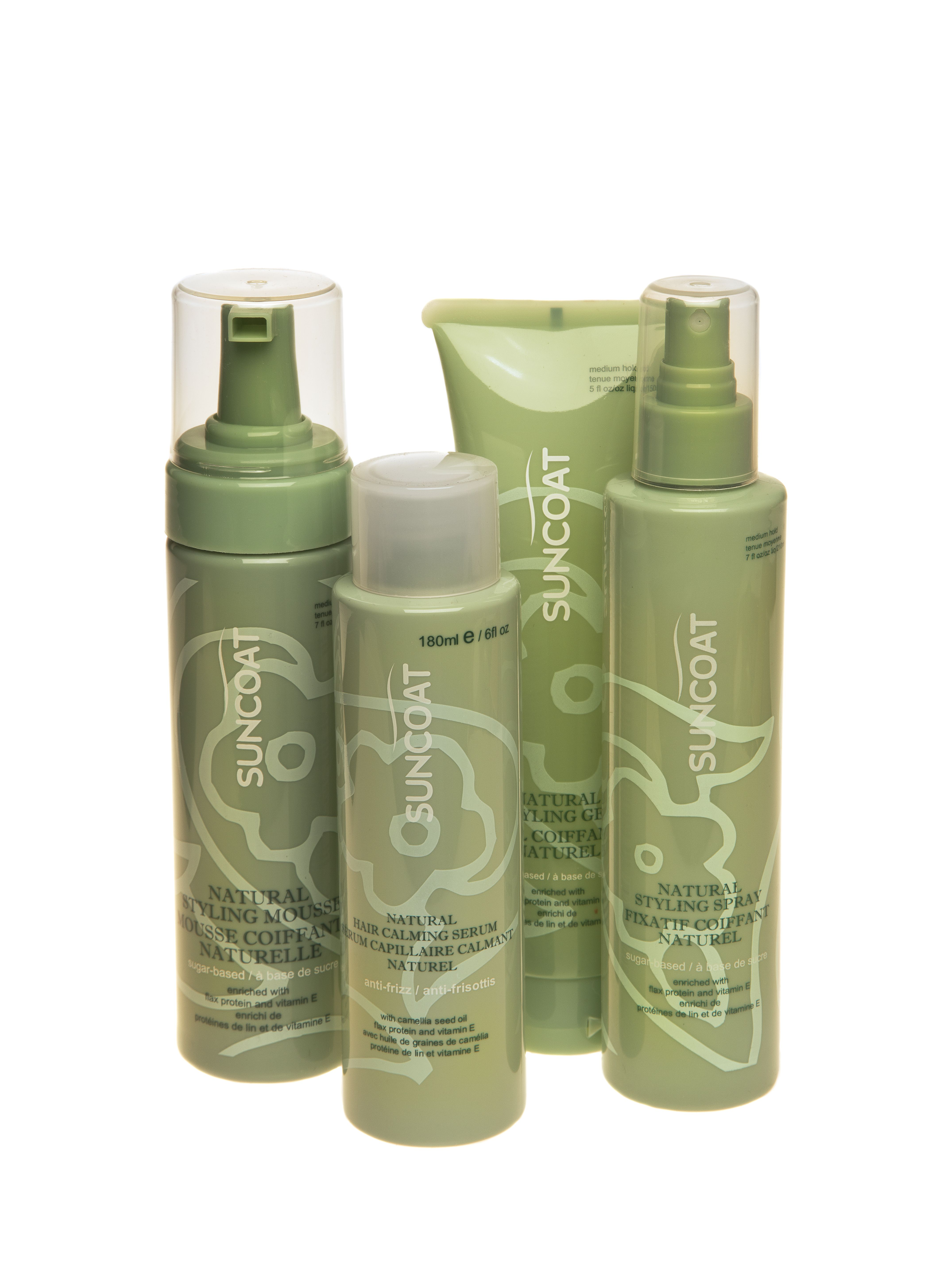 natural hair styling aids, free of petrochemicals, free of alcohol