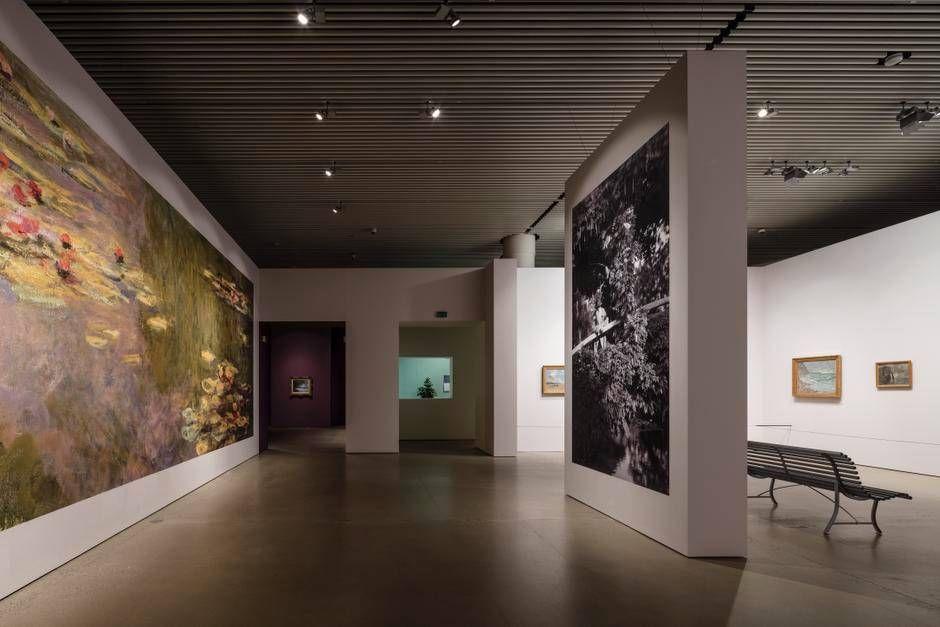 Hele seks stjerner til Claude Monet og hans impressionistiske kollegaer på kunstmuseet Aros i Aarhus.