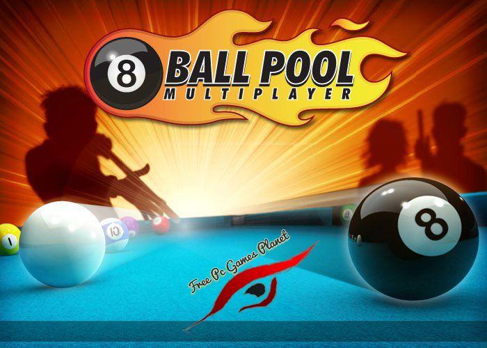 Play Free 8-ball Pool Online #Play #8ball_Pool #Online #Games