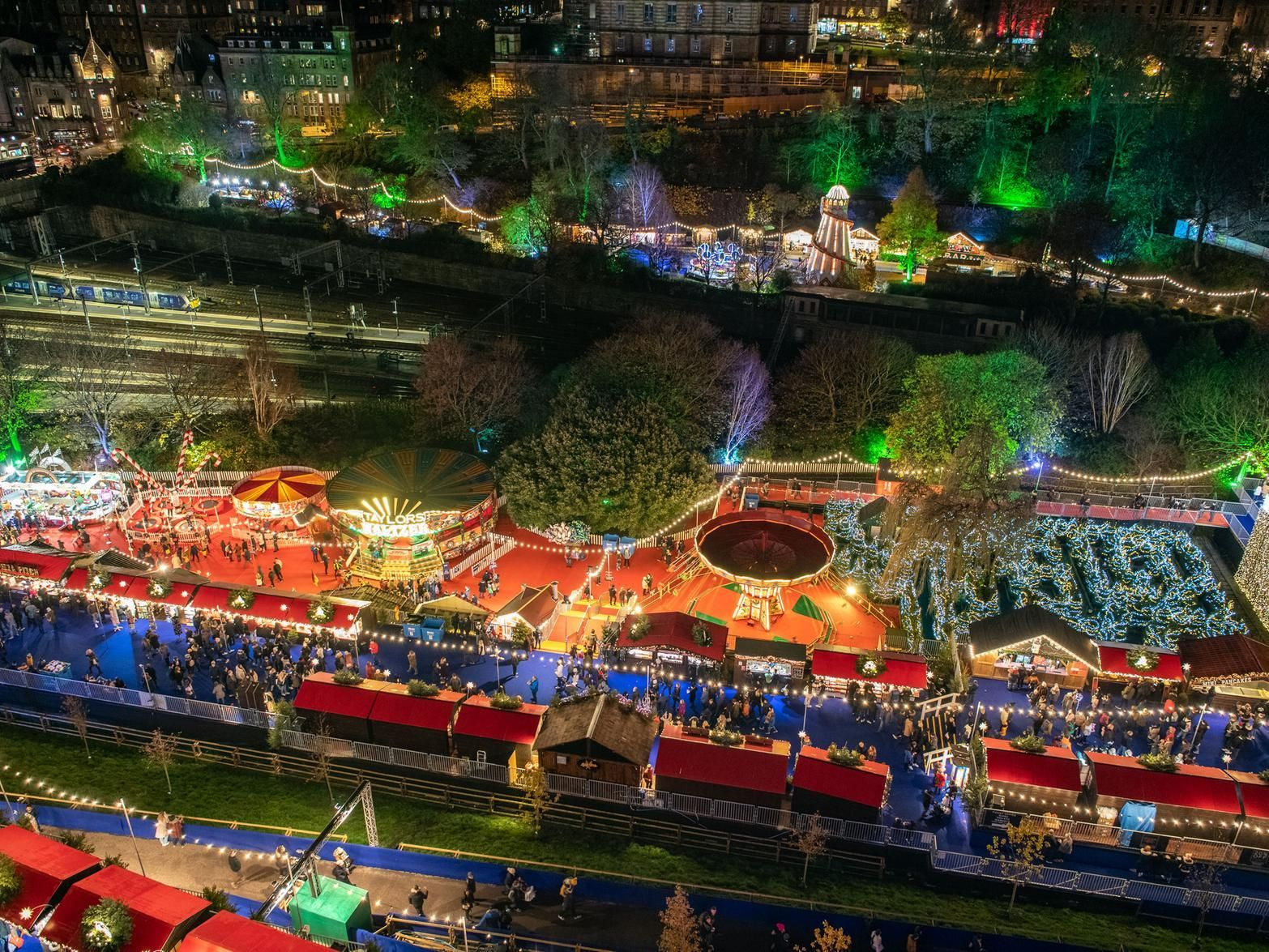 New Organisers Could Be Brought In To Stage Edinburgh S Winter Festivals In The Wake Of Widespread In 2020 Winter Festival Edinburgh Winter Edinburgh Christmas Market