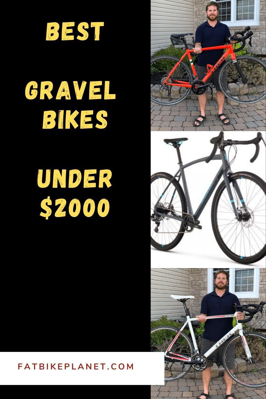 Best Gravel Bikes Under 2000 For 2020 In 2020 Gravel Bike Bike Gravel Bike Bicycles