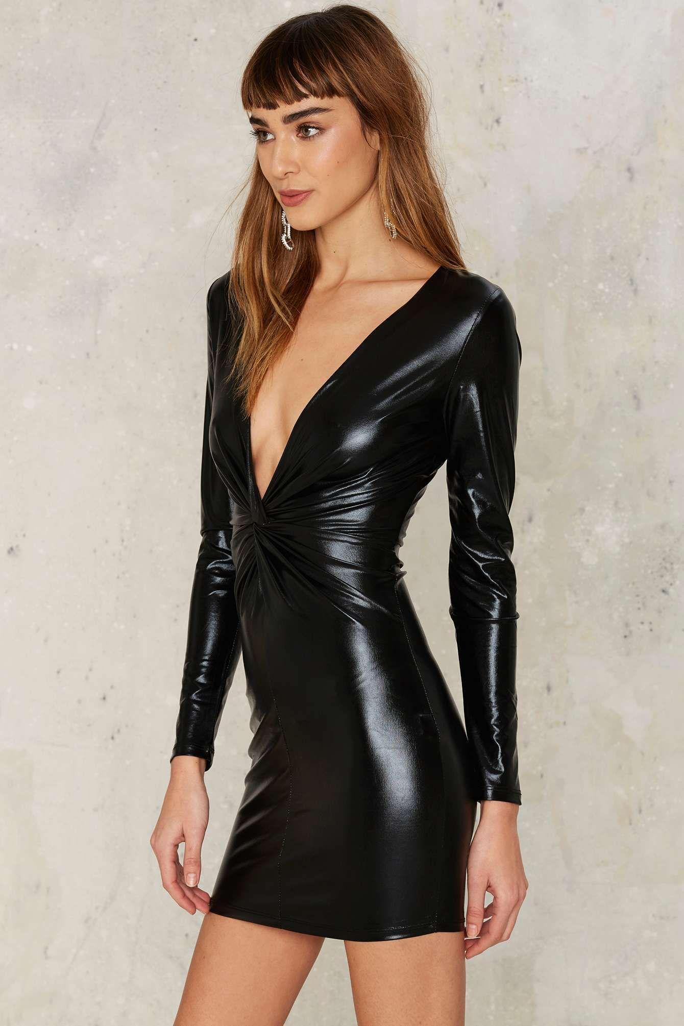 Unknown Sexy Fashion Women Back Zipper Formal Office Wear To Work Ladies Pencil Dresses Black