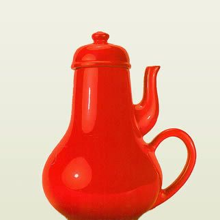 tetera roja diseño imposible impossible red teapot design wtf miraquechulo