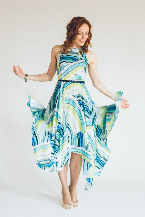 Maxi Dress Pattern | Pinterest | Näh-muster, Kleid nähen und Muster