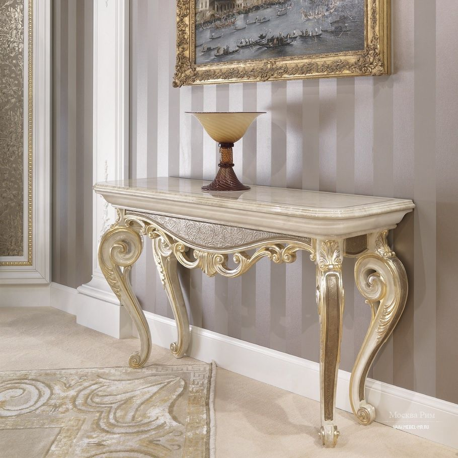 console baroque by turri s r l italy baroque pinterest. Black Bedroom Furniture Sets. Home Design Ideas