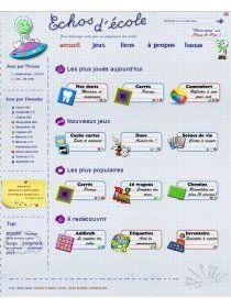 Librairie-Interactive - Echos d'école