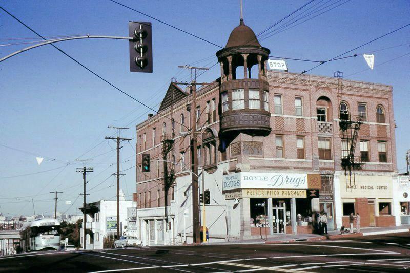 Losangelespast S Image Los Angeles Boyle Heights Scenic
