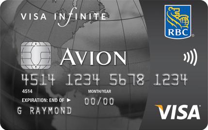 Visa Infinite AVION RBC