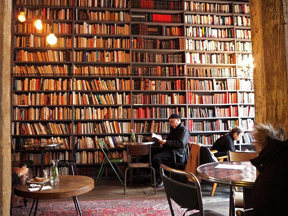 Αποτέλεσμα εικόνας για book-cafes