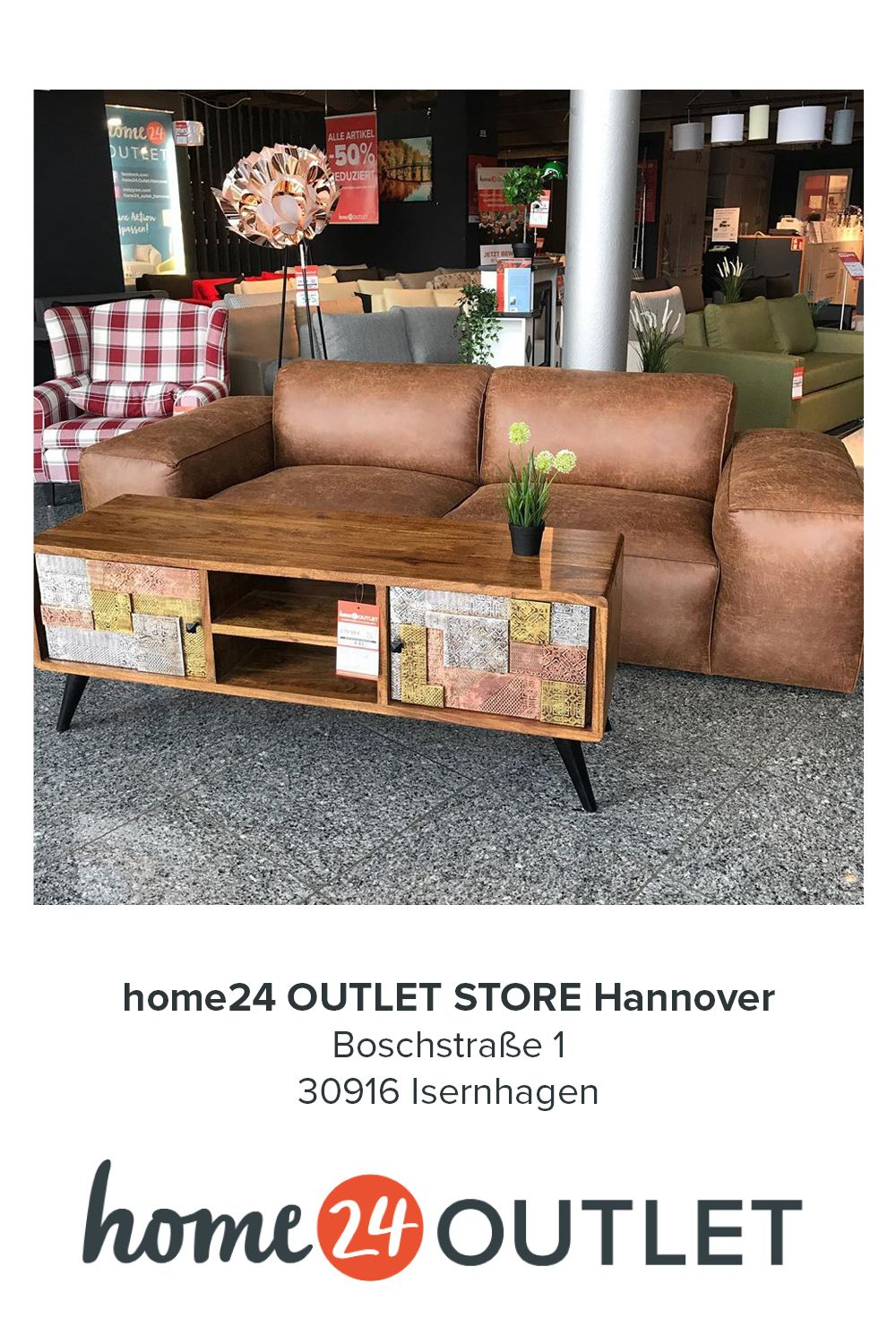 Pin Auf Outlet Store Hannover Interior