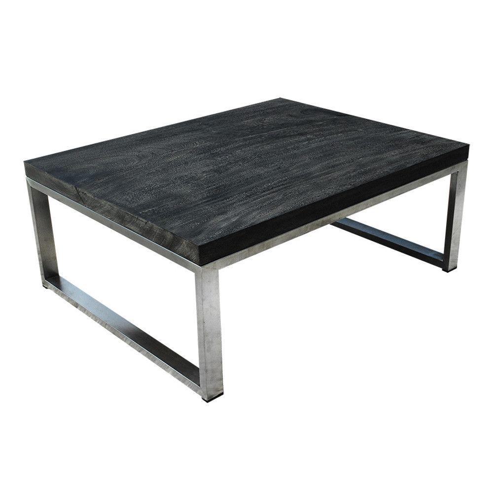 Medula Coffee Table Black Wood Table Modern Coffee Tables Furniture Design