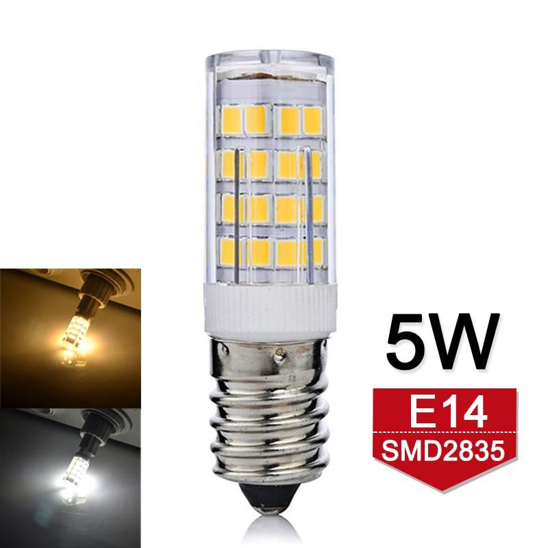 Bombillas Led Bulb E14 7w Smd2835 Mini Led Lamp Corn Light Chandelier 220v 360 Beam Angle Lighting Replace Halogen Lamps Chandelier Lighting Led Bulb Lamp