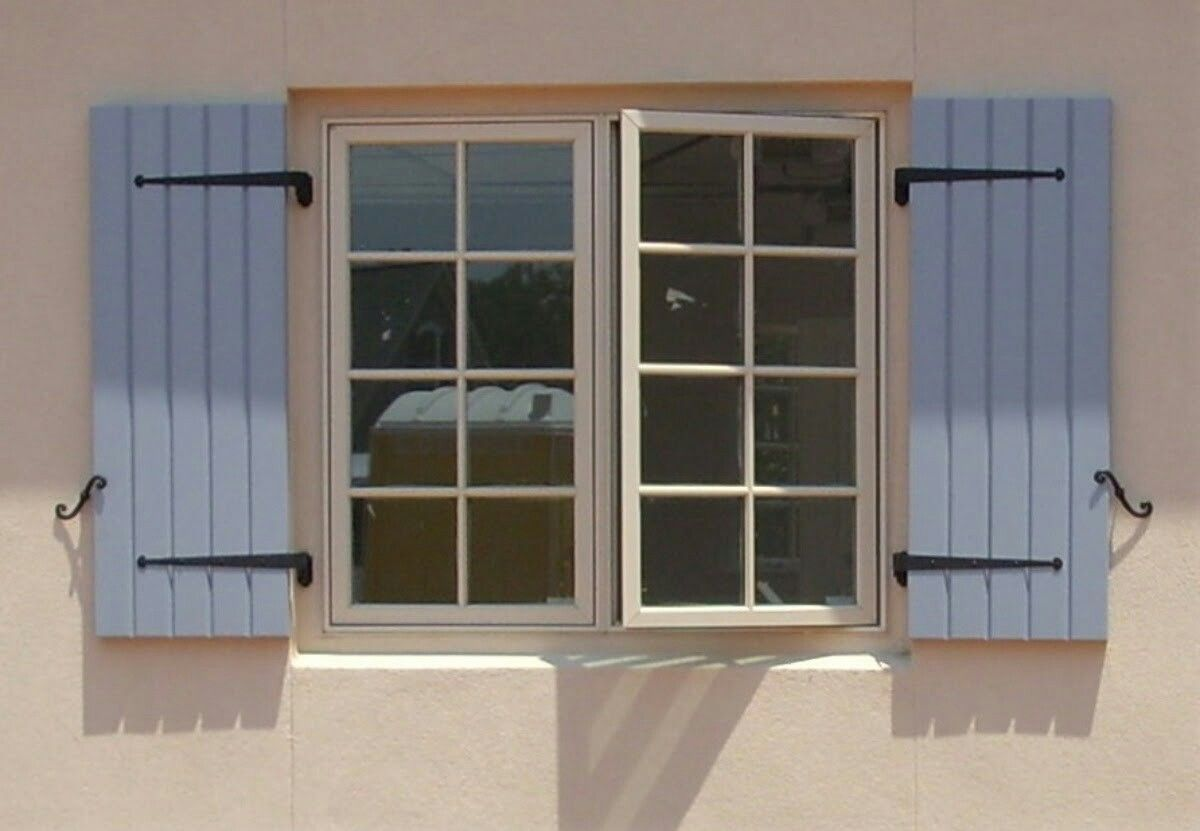 Pin by Palmetto Window Fashions on Board and Batten Exterior ...