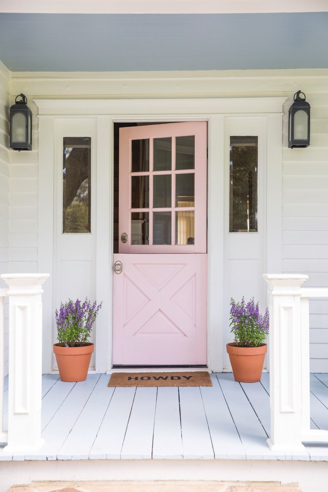 These fun front door ideas will seriously boost your curb appeal!