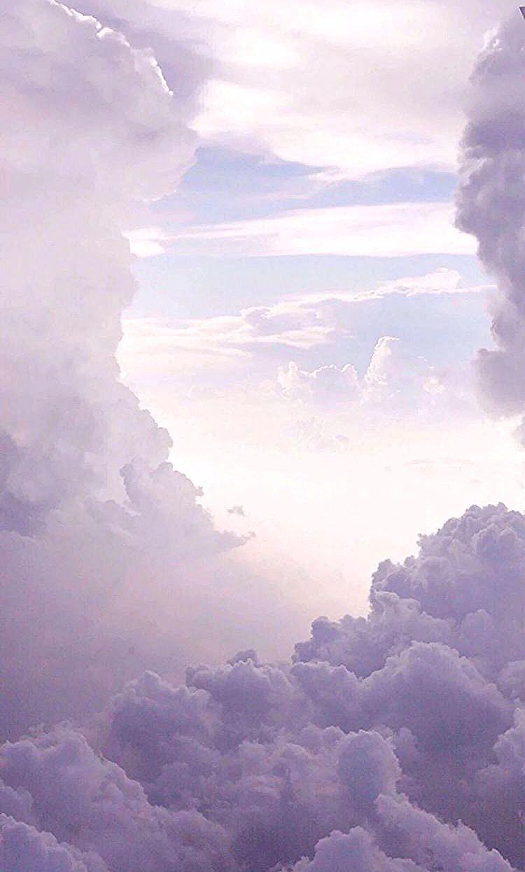 Jennxpaige Sky Aesthetic Clouds Wallpaper Iphone Cloud Wallpaper
