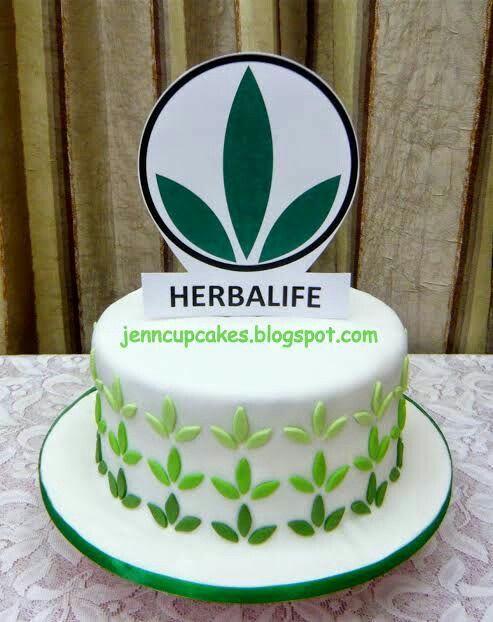 Herbalife Cake
