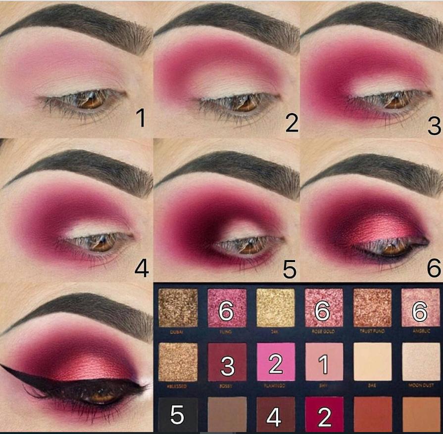 Eyeshadow Do's and Don'ts Smokey eye makeup tutorial