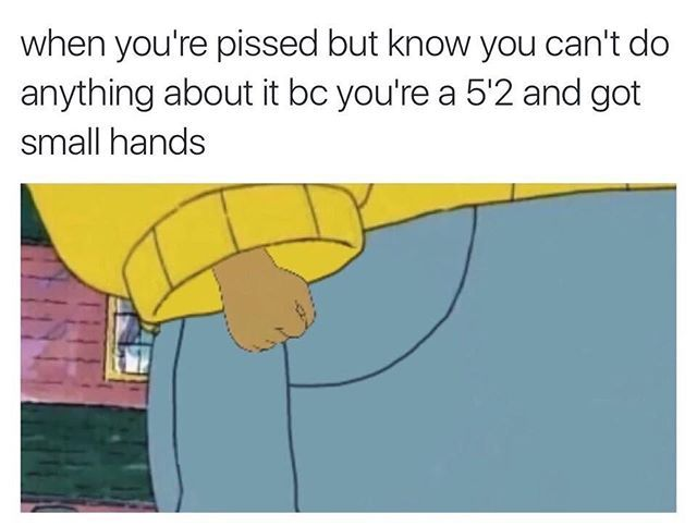 15 Examples of the Arthur Fist Meme That Will Have You