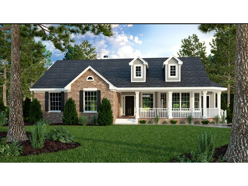 . Home Plan HOMEPW06758 is a gorgeous 1965 sq ft  1 story  3 bedroom