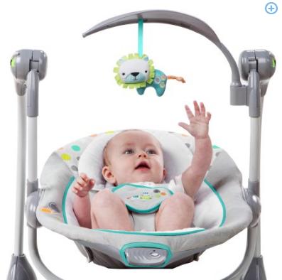 Ingenuity Baby Swing 50 Off Portable Baby Swing Baby Swings Rocker Chairs