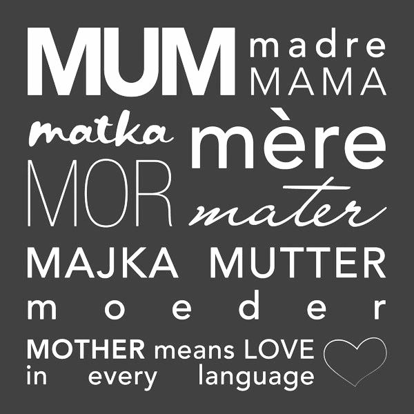 ❥ Happy Mother's Day to all you mother's out there!