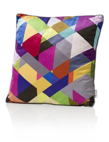 coussin Triangles 45 x 45 cm