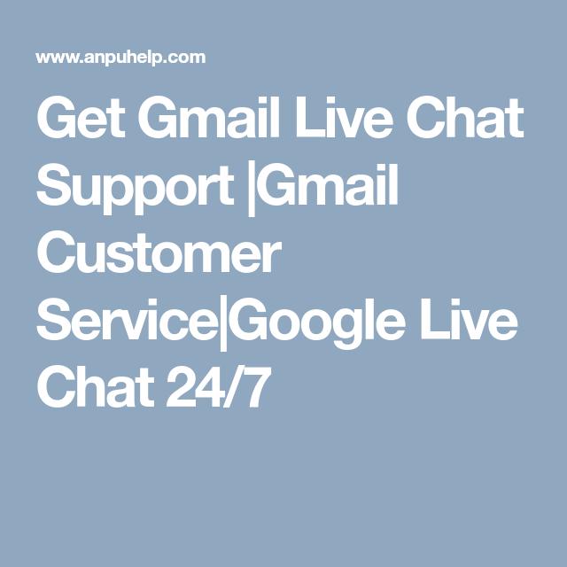 google live chat
