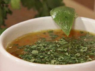 Recetas | Sopa de lima y pollo | Utilisima.com