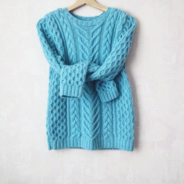 Держим путь на почту  свитер во Владивосток !  Рада что вас стало и становится больше! Спасибо вам за добрые слова!  #handknit #handmade #sale #good #вязание #norka #yarn #great by timcha_wl