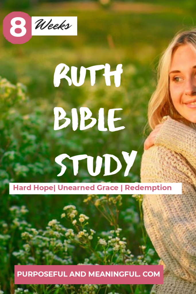The Book Of Ruth Bible Study #bible