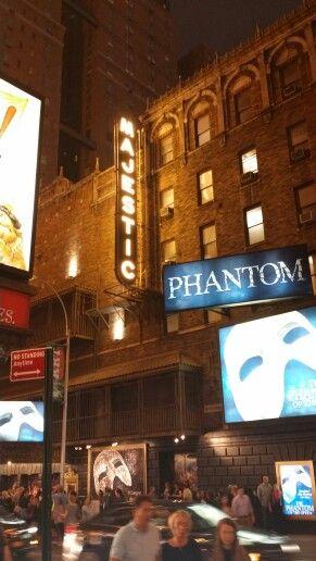 Majestic Theater New York City Majestic Theatre Broadway Shows New York City